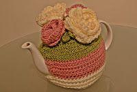 Crochet tea cosy free pattern                                                                                                                                                                                 More
