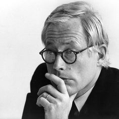 Dieter Rams, industrial designer for Braun, whose minimalist influence is most notably celebrated in Apple products.