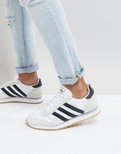 Entspannt Adidas Schuhe Damen, Grau Adidas Originals Haven