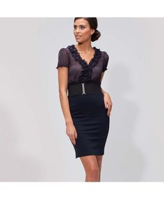 CONLEYS BLACK Kleid