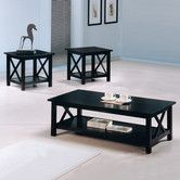 Found it at Wayfair - Independence 3 Piece Coffee Table Set