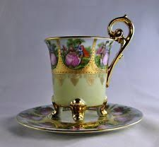 Image result for antique german made cups and saucers