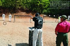 Looking back inside the GLOCK AUTOPISTOLS 2011 issue: GSSF's Driving Force: An exclusive interview with GSSF; the GLOCK Sport Shooting Foundation