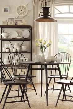 Need a new place to serve holiday meals? Overstock has just what your dining room needs to make your guests feel comfortable. Timeless and chic, this dining set will create a mid-century modern look that will introduce a warm and welcoming style to your home.