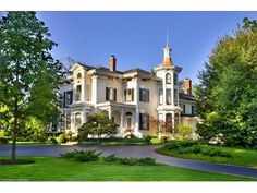 Victorian home built in 1861