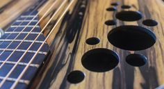 """Loving the feel and sound of this guitar too - a bit more """"traditional"""" than the other Ovations I've owned."""