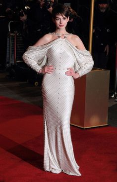 WERQ: Anne Hathaway in Givenchy Couture | Tom & Lorenzo Fabulous & Opinionated