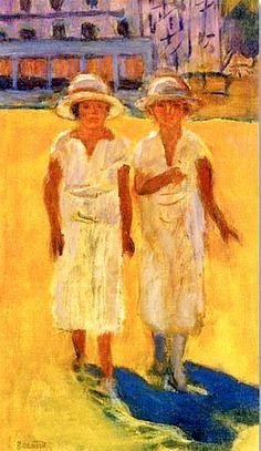 Pierre Bonnard - Two Women