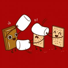 How S'mores Are Made