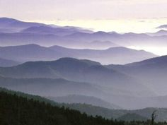 North Carolina Smokey Mountains