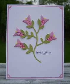 CAS65 Delightful Blooms by DandI93 - Cards and Paper Crafts at Splitcoaststampers