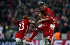 @Bayern #Vidan, #Kimmich und #Muller #9ine