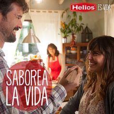 Saborea la vida  www.heliosesvida.es