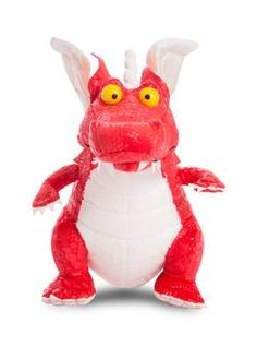 Room on the Broom Dragon Plush - the perfect cuddly companion from the book & film. Buy this Room on the Broom soft toy online today. Room On The Broom, Tooth And Claw, Bedtime Reading, The Gruffalo, Famous Books, Tk Maxx, Stationery Set, Toy Store, Pre School