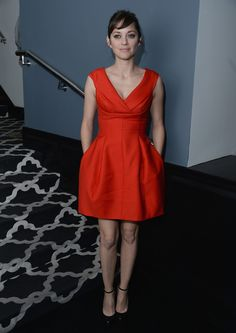Marion Cotillard Photos: 'The Immigrant' Afterparty in NYC