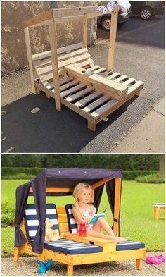 Creative DIY recycling ideas for shipping wooden pallets - wooden pallet id ... -  Creative DIY recycling ideas for shipping wooden pallets – wooden pallet ideas Every year there a - #creative #DIY #FurnitureDesign #GraphicDesign #ideas #LogosDesign #pallet #pallets #recycling #shipping #Typography #wooden<br> Diy Garden Furniture, Furniture Projects, Furniture Decor, Furniture Design, Palette Garden Furniture, Furniture Plans, Bedroom Furniture, Simple Furniture, Furniture Stores