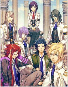 Kamigami no asobi #anime #manga -comedy/fantasy/harem/mystery/romance/school/shoujo
