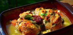 10 nyári egytálétel, amit el kell készítened júliusban - Receptneked.hu - Kipróbált receptek képekkel Summer Recipes, Cauliflower, Paleo, Meals, Chicken, Vegetables, Food, Cauliflowers, Meal