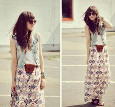 Long, but not dull skirt