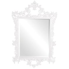 Howard Elliott Sherman White Mirror 21197W
