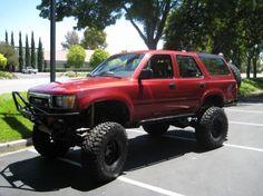 1990 built 4runner 1990 Toyota 4runner, Toyota 4x4, 4x4 Trucks, Lifted Trucks, 4runner Off Road, Toyota Surf, Sterling Trucks, Trailers For Sale, My Ride