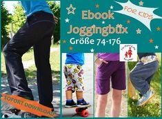 Die Kindervariante zur Joggingbüx for men... Die Joggingbüx ist ein stylischer Jogginghosen Schnitt, mit lässigen Taschen und dem gewissen Etwas. Die Hose kann entweder mit einem sportlichen...