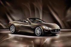 """Maserati Gran cabrio """"Fendi"""" 2012"""