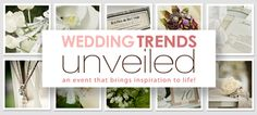 Madison's Wedding Trends Unveiled  Tuesday September 17 | 4:30 pm - 8:30 pm The Madison Club | Downtown Madison