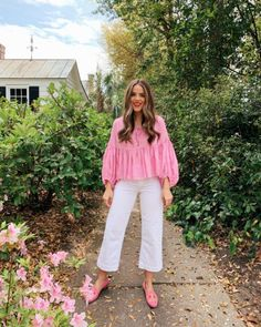 A Mix of Spring Stripes - Gal Meets Glam Spring Summer Fashion, Spring Outfits, Fashion Fashion, Chic Outfits, Fashion Outfits, Workwear Fashion, Fashion Blogs, Fashion Trends, Into The Fire