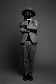 artcomesfirst:  Sam Lambert for Avec Ces FreresPhoto by Jiro Schneider
