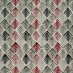 Warwick Fabrics : ASPIRE, Colour FLAME