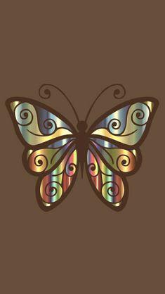 Cute Wallpapers, Wallpaper Backgrounds, Iphone Wallpaper, Skull Wallpaper, Butterfly Wallpaper, Craft Patterns, Dragonflies, Butterflies, Hearts
