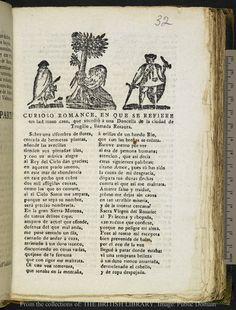Curioso romance en que se refiere un lastimoso caso que sucedió a una doncella de la ciudad de Trugillo, llamada Rosaura.