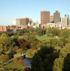Boston, Massachusetts. One of our favorite cities.