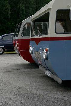 Saab motorhome