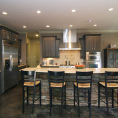 Almost exactly what our kitchen is going to look like!