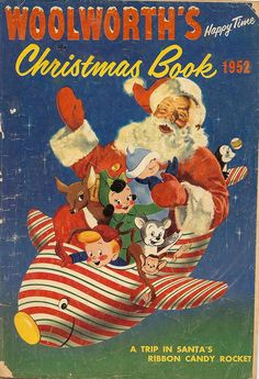 1952 Woolworth's Christmas Book