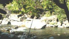 Fly fishing...Secret River..