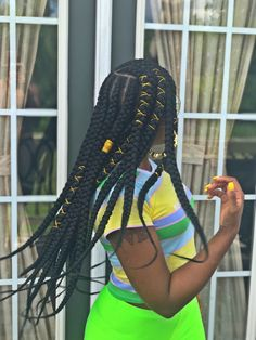 Have Fun With Braids Some Of The Best African Hairstyles Weave Ponytail Hairstyles, Braided Hairstyles For Black Women, Baddie Hairstyles, African Braids Hairstyles, Weave Hairstyles, Protective Hairstyles, Summer Hairstyles, Black Girl Braids, Braids For Black Hair