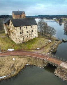 A Whole New World, Baltic Sea, Medieval Castle, Open Water, Built Environment, Archipelago, Palaces, Old World, Finland