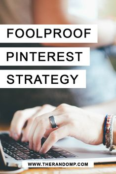 Foolproof Pinterest strategy: How I got my first 4K followers and you can too! http://therandomp.com/blog/my-first-4k-followers-on-pinterest