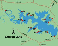 Canyon Lake Parks