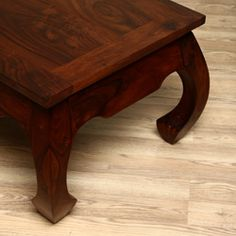 @Overstock - This stylishly rounded end table is a fantastic addition to any room.  With this hand-carved coffee table, your home decor will glow in the lustrous warm wood grain.http://www.overstock.com/Worldstock-Fair-Trade/Handmade-47-inch-Opium-Coffee-Table-India/4685081/product.html?CID=214117 $279.99