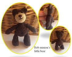 Bob's favourite little bear.