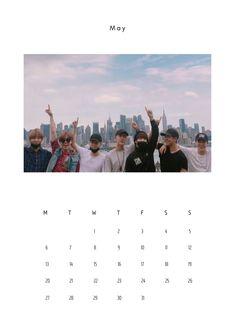 Bts Calendar, Print Calendar, 2019 Calendar, Calendar Design, Bts Wallpaper Lyrics, School Schedule, Aesthetic Design, About Bts, Designer Wallpaper