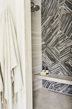 The monochrome shower of our dreams.