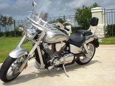 There is one for sale in Round Rock. Do you think my wife will get upset? Honda Cruiser, Round Rock, Touring Bike, New Hobbies, Chopper, Harley Davidson, Cycling, Motorcycles, Wheels