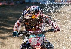 Championship in motorcross