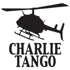 Any 50 fangirl needs a little charlie tango in their life