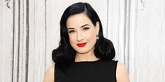 Dita Von Teese Your Beauty Mark Book Tips and Tricks - Dita Von Teese Makeup